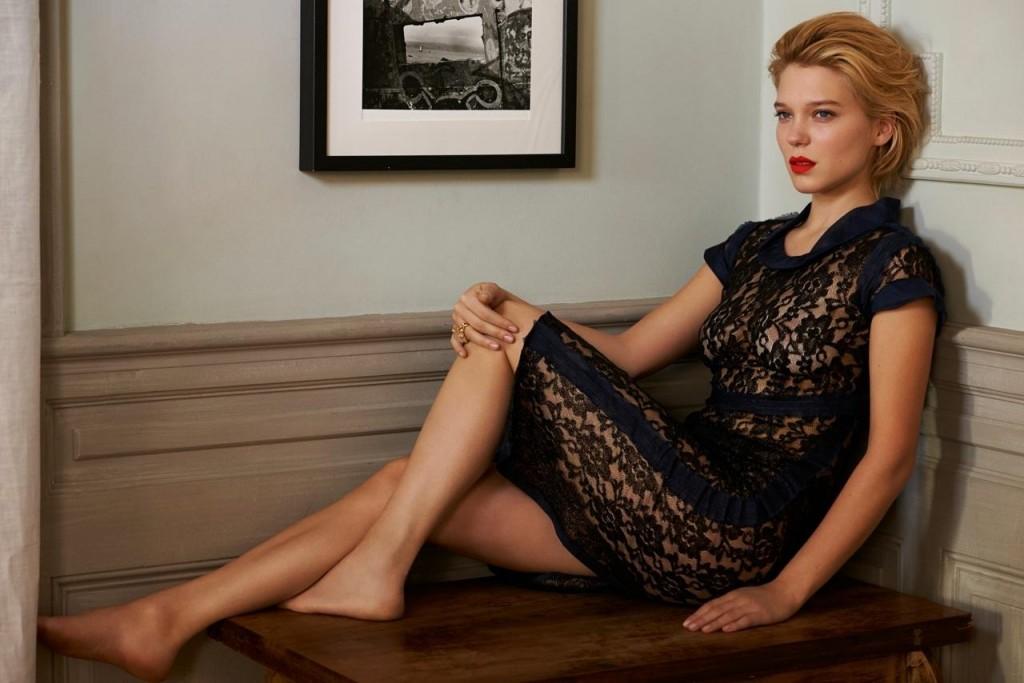 Léa Seydoux wird neues Bond Girl   Jeffs Blog Welt